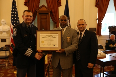 DCP receives 2014 accreditation award