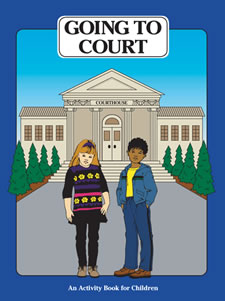 Going to Court: Activity Book for Children
