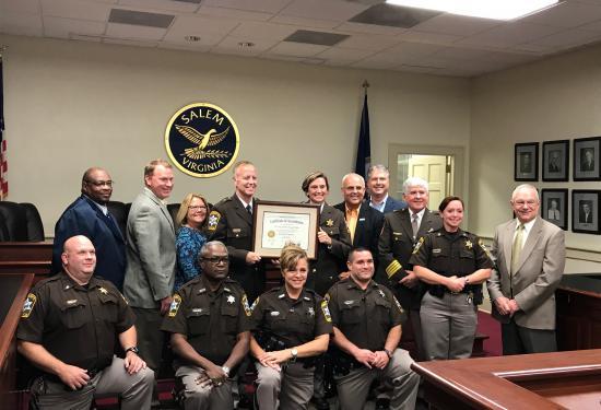 Virginia Law Enforcement Professional Standards Commission